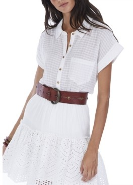 Allison New York Women's Button Down Shirt