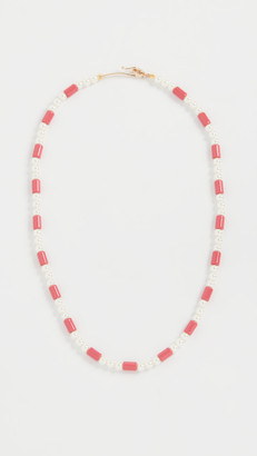 Roxanne Assoulin Imitation Pearl On Necklace