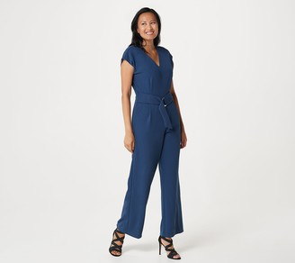 Bishop + Young Full Length D-Ring Belted Jumpsuit