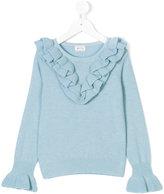Morley Gia ruffle blouse