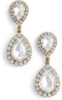 Women's Loren Hope Crystal Drop Earrings