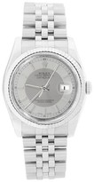 Rolex Datejust 116234 Stainless Steel Silver Tuxedo Dial Mens Watch