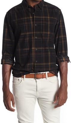 7 Diamonds Mountain Music Flannel Shirt