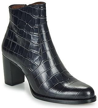 Muratti REDWOOD women's Low Ankle Boots in Blue