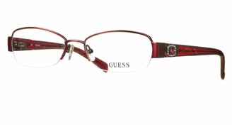 GUESS Women's Brille GU2365 53F18 Optical Frames