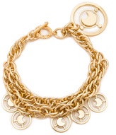 Fallon Prodigiam Medallion Bracelet