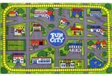 Fun City Kids' Rug