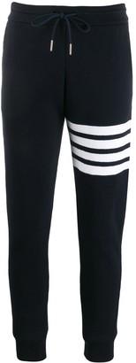 Thom Browne 4-Bar stripe track pants