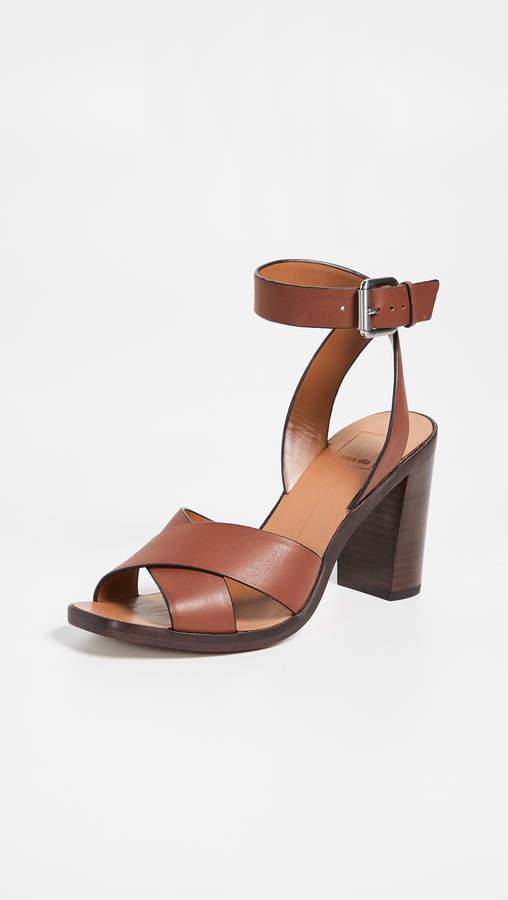 Dolce Vita Nala Block Heel Sandals