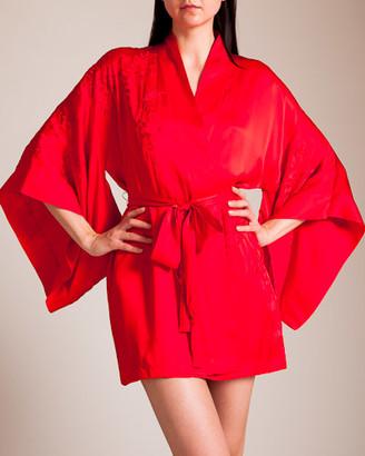 Josie Natori Marilyn Short Robe