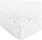 Babyletto Fitted Mini Crib Sheet - Tranquil Woods