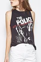 Lauren Moshi Peyton Police Tank Top
