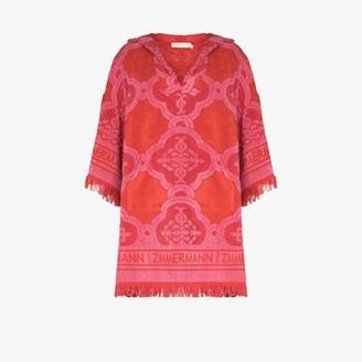Zimmermann Poppy towel dress