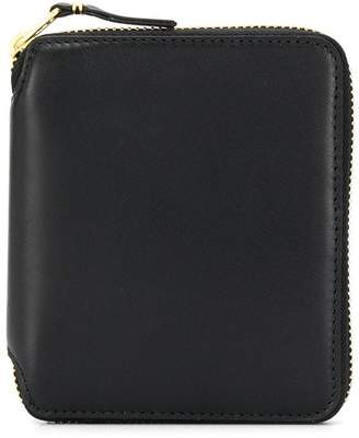 Comme des Garcons compact zip-around wallet