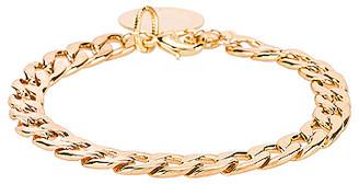 Natalie B D'Or Chain Bracelet