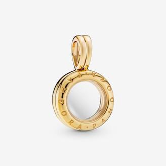 Pandora Lockets Logo Dangle Charm