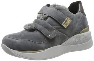 Stonefly Women's Elettra Goat Suede/sint. Fur Gymnastics Shoes