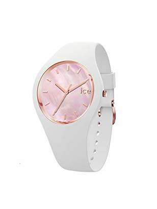 Ice Watch Ice-Watch - Ice Pearl Ice Pearl - Women's Wristwatch with Silicon Strap - 016939 (Small)