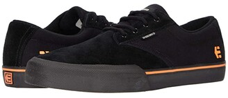 Etnies Jameson Vulc X Doomed (Black Raw) Men's Shoes