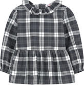 Il Gufo Checked blouse