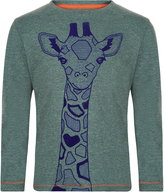 Monsoon Geoffrey Giraffe Long Sleeve Tee