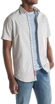 Report Collection Fleck Solid Sport Shirt - Short Sleeve (For Men)