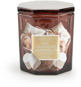 ScentWorx Hot Chocolate Marshmallow 14.5 oz. Candle