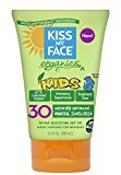 Kiss My Face Kids Mineral SPF 30 Natural Organic Sunscreen, 3.4 Ounce