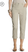 Chico's Casual Button-Cuff Crop Pants