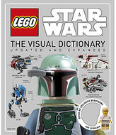 Disney Star Wars LEGO: The Visual Dictionary Book