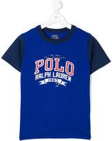 Ralph Lauren logo T-shirt