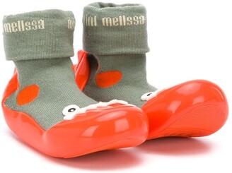 Mini Melissa Alpha Play stretch boots