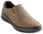 Rockport RocSports Lite Perforated Slip-Ons Casual Male XL Big & Tall