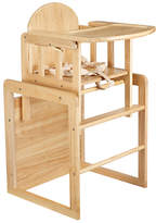 East Coast Nursery East Coast Combination Wooden Highchair