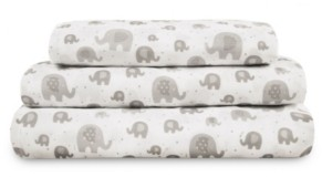 Tadpoles 3-Piece Toddler Sheet Set Bedding