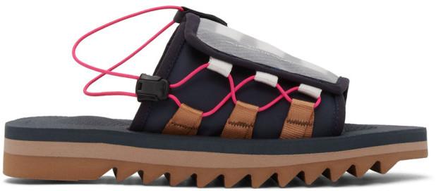 Suicoke Navy Dao-2 Sandals