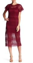 Endless Rose Lace Midi Dress