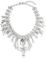 Banana Republic Crystal Edge Statement Necklace
