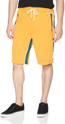 Southpole Men's Athletic Running Track Shorts in Various Colors