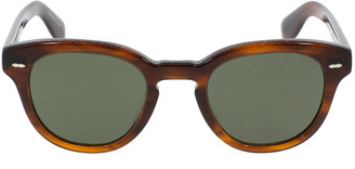 Oliver Peoples Tortoise Cary Grant Sun Sunglasses