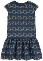 Lili Gaufrette Taffeta dress