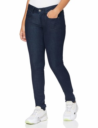 G Star Women's Lynn Mid-Skinny Jean in Loxton Superstretch