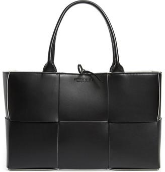 Bottega Veneta Large Intrecciato Leather Tote Bag