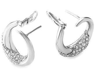 Damiani 18K 0.84 Ct. Tw. Diamond Earrings