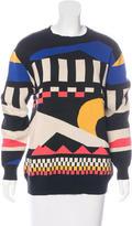 Henrik Vibskov Oversize Abstract Print Sweater