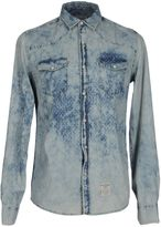 Fred Mello Denim shirts