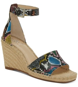 Vince Camuto Women's Maaza Wedge Sandals Women's Shoes