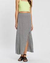 MinkPink Set Free Midi Skirt