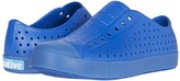 Native Jefferson (Little Kid) (Victoria Blue/Transparent) Boy's Shoes