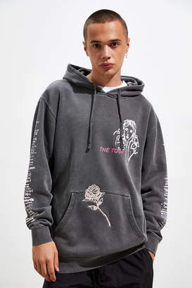 Urban Outfitters Shawn Mendes Tour Doodle Hoodie Sweatshirt